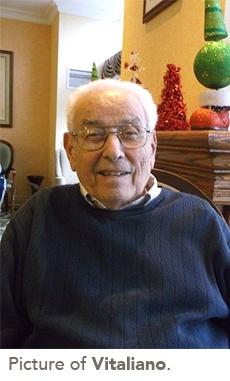 Picture of Vitaliano.