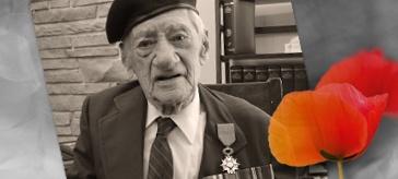 The D-Day Survivor