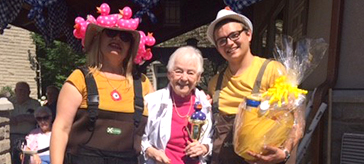 Rubber duck race raises funds for seniors in need