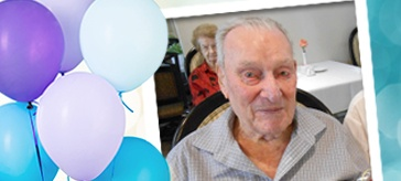 104-year-old Don has 'more life than most 25 year olds'
