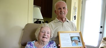 Finding the perfect match at 100