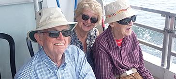 Riding the waves at Carolina Retirement