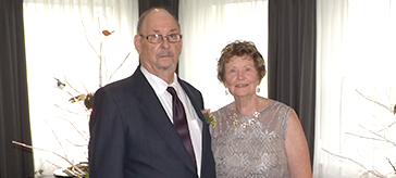 Wedding bells ring at Doon Village Retirement Residence