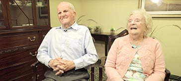 Finding love at 100