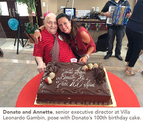 picture of Donato and Annette