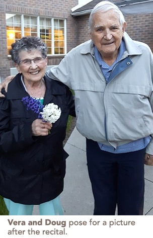 picture of Vera and Doug