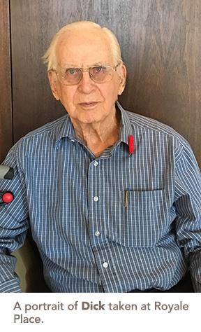 portrait of Richard Archambault