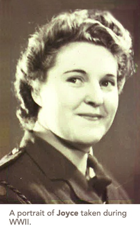 portrait of Joyce