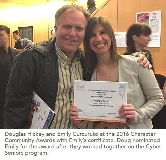 Emily and Doug