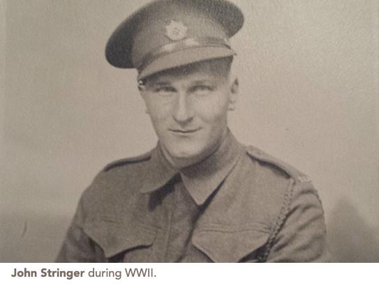 Young John Stringer