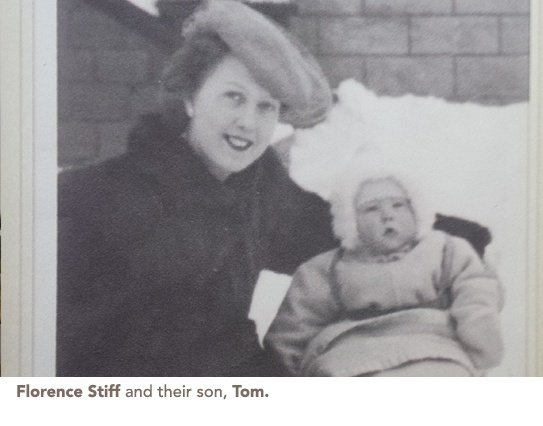 florence and her son tom