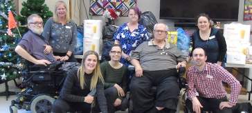 A team effort at Fox Ridge Care Community