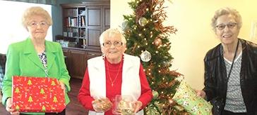 Santa's workshop lives at Island Park Retirement Residence