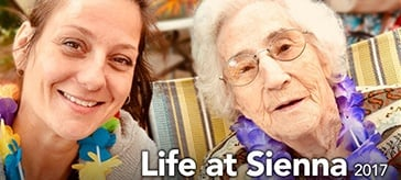 Life at Sienna in 2017